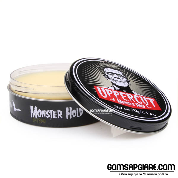 sáp vuốt tóc uppercut monster hold